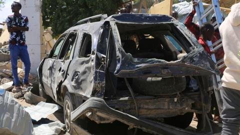Al Shabab attack on military base kills three soldiers - Somalia officials