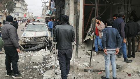 YPG/PKK terror attack injures 14 civilians in northern Syria