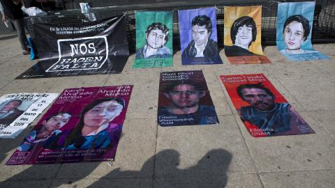 Mexico's drug war was the second deadliest conflict of 2016