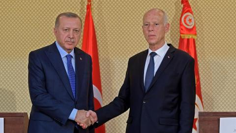 Tunisia will help stability efforts in Libya – Turkey