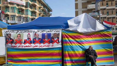 Iran-backed bloc names Basra governor for post of Iraqi PM
