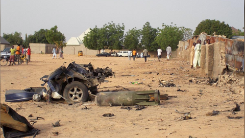 Seven killed in Nigeria militant attack on Christmas eve
