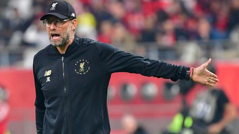 Liverpool's Klopp says hectic festive schedule is a 'crime'