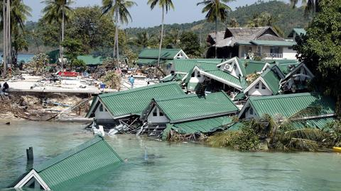 Asia remembers devastating 2004 tsunami on 15th anniversary