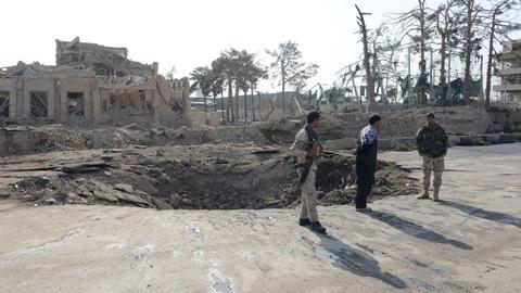 Suicide bombing kills 6 troops in north Afghanistan