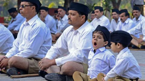 India's far-right RSS want to customise the perfect baby