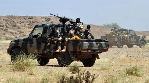Militants kill 14 troops in Niger ambush