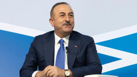 Turkey's Cavusoglu warns against 'Syria-like' crisis in Libya
