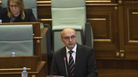 Kosovo government dismissed in no-confidence motion
