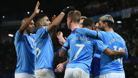 Man City see off Sheffield Utd but VAR questioned again