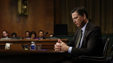 FBI chief aimed to expand Russia probe before Trump fired him