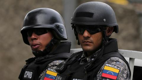 Riot in Venezuela jail leaves at least 10 inmates dead