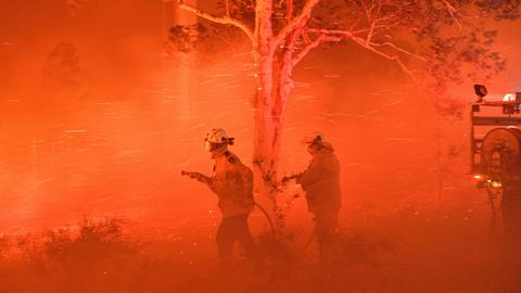 At least 12 dead, many missing as Australia suffers devastating bushfires