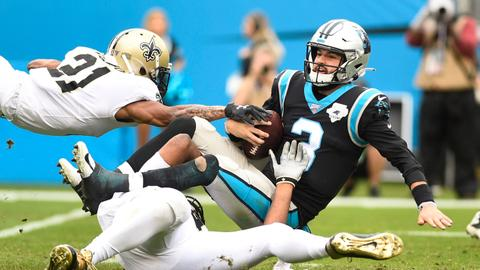 Wild card Saints ready to defy odds in NFL playoffs