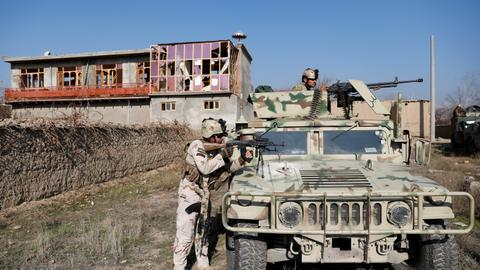 Taliban attacks kill at least 23 members of Afghan forces