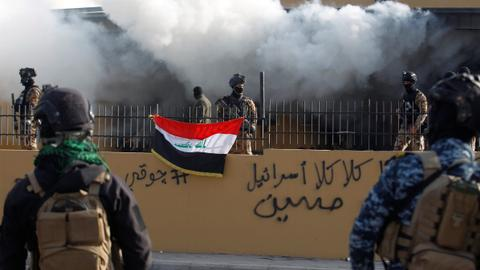 Neither the US nor Iran are good guys in Iraq
