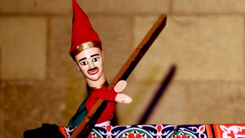 Folk puppets keeping heritage of Egyptian satire alive