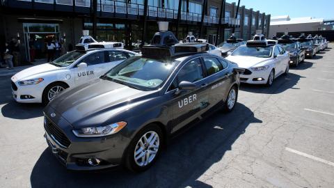 Top EU lawyer urges court to deem Uber a transport service