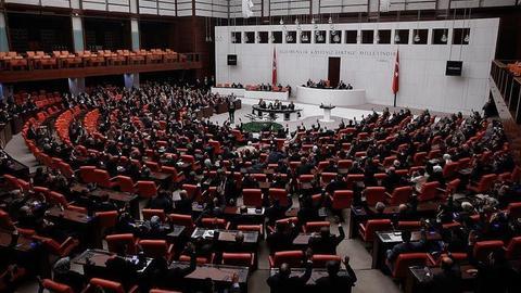 Turkey parliament approves Libya troop deployment