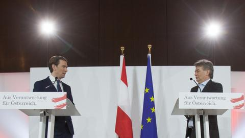 Austria's Kurz says Greens coalition 'best of both worlds'
