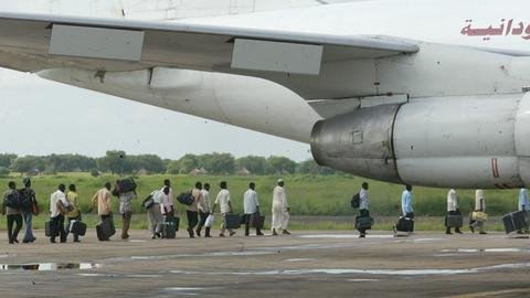 Children among 18 killed in Sudan military plane crash - army