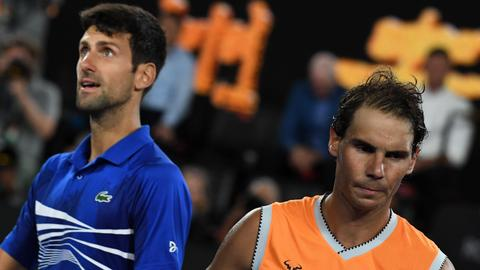 Djokovic and Nadal call for ATP Cup and Davis Cup to merge