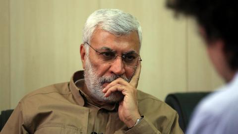 Death of Abu Mahdi al Muhandis, Iran's man in Baghdad