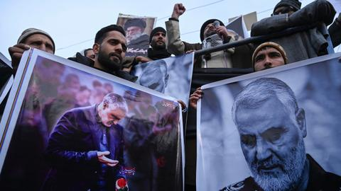 Why was Qasem Soleimani indispensable for Iran?