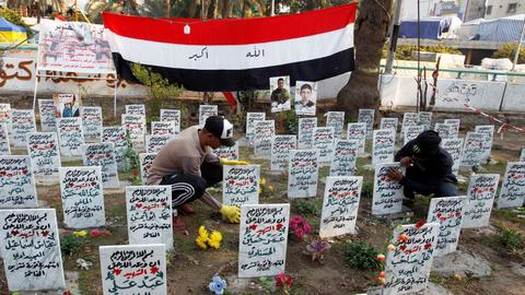 'Joy, but more fear': Iraqis worry they will pay for Iran general's killing