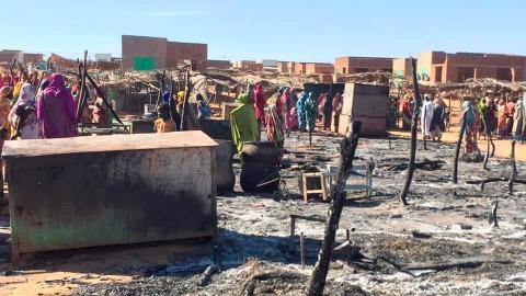 Violence in Sudan's West Darfur leaves at least 65 dead – peacekeepers