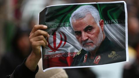 UN expert says US killing of Soleimani 'unlawful'