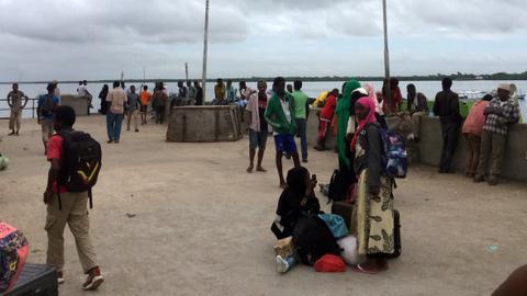 Al Shabab militants attack US-Kenya military base