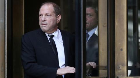 Weinstein sex crimes trial set to open in New York