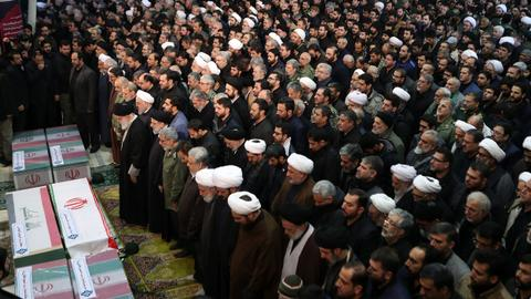 US-Iran tensions escalate after Soleimani assassination – latest updates