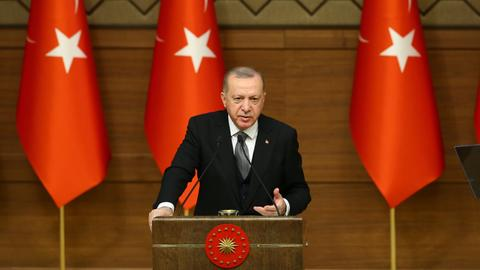 'Turkish intel helps cross-border operations succeed' - Erdogan