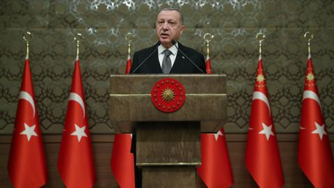 Turkey's moves to assert itself as a key player in the Middle East