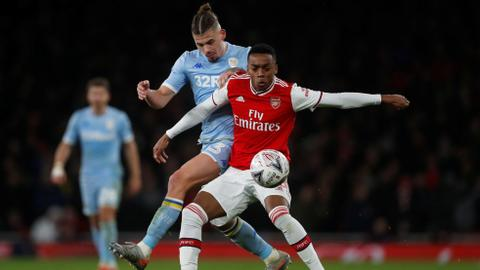 Arsenal make wasteful Leeds pay to reach FA Cup fourth round