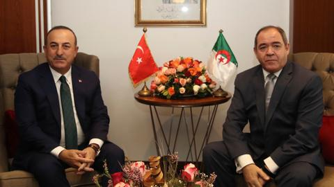 Algeria-Turkey cooperation in Libya are on the cards