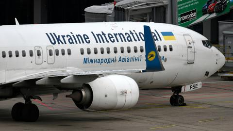 All on board Ukrainian plane killed - Iranian official