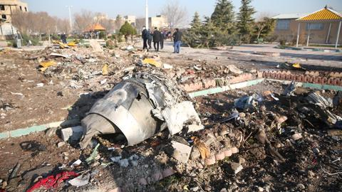 Bad communication blamed for Ukrainian jet downing in Iran