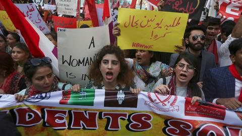 Pakistan's trouble with accepting campus politics