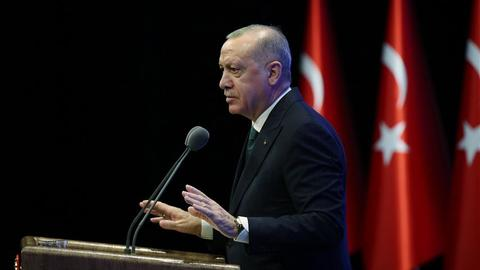 Turkey's security begins far beyond borders – Erdogan