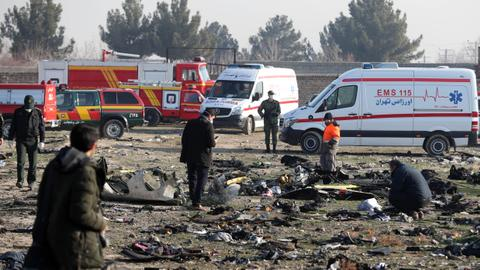 Iran 'accidentally' shot down Ukraine airliner – US, Canadian, UK leaders