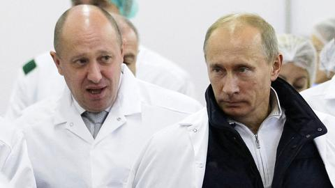 US slaps sanctions on network tied to Putin ally