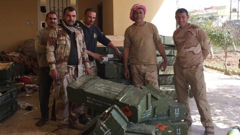 My time with PMF fighters in Iraq: the proxy wars must stop
