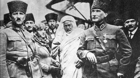 How Turkey helped Senussi Sufis in founding modern day Libya