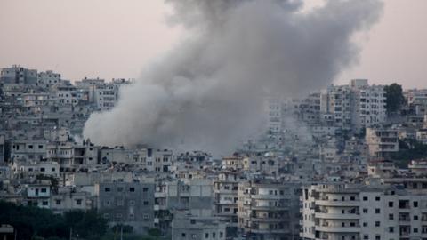 New Idlib, Syria ceasefire set to take effect Sunday