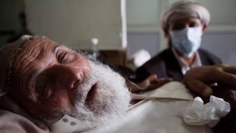 Cholera outbreak kills at least 115 in Yemen