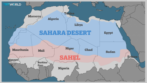 African Union to deploy 3,000 troops to restive Sahel