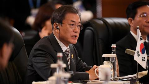 North Korea remains open to dialogue with US - South Korea's Moon
